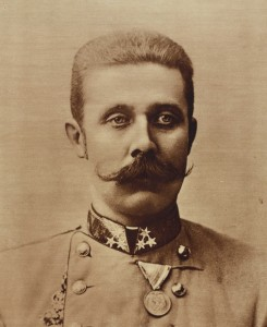 FRANZ FERDINAND KILLED