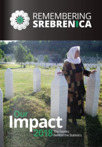 Impact Report 2018 Remembering Srebrenica
