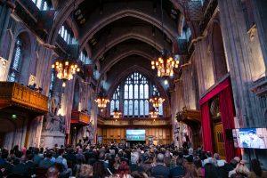 Guildhall Memorial Anniversary Event Remembering Srebrenica